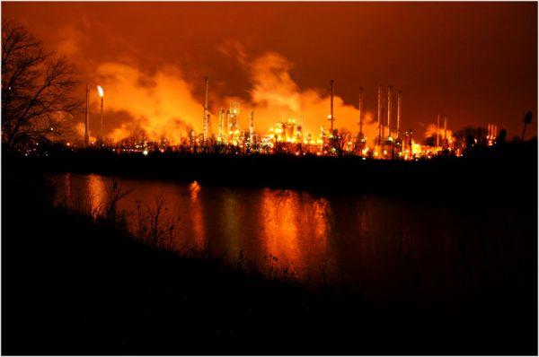 Oil Refinery, Ashland KY